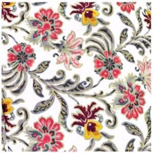 LOFT Tops - LOFT Plus Floral Peplum Blouse